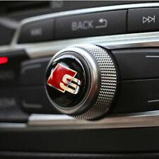 S line emblem Sticker Audi a3 a4 a5 a6 s4 s5 s6 s7 q3 q5 q7 c5 c6 b6 b7 b8 8p 8v