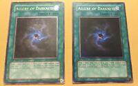 Allure Of Darkness 1st. Ed. Ultimate x1 Ultra 1st Ed. x1 PTDN-EN084