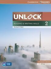 Unlock Level 2 Reading And Writing Skills Student's Book And Online Workbook ...