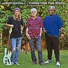 John Mayall - Three For The Road [CD]