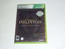 The Elder Scrolls IV: Oblivion -- Game of the Year Edition (Microsoft Xbox...