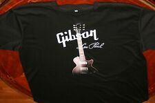 GIBSON GUITAR~ Les Paul~T-Shirt Nice Quality Shirt! Great Gift~ Actual XL New