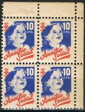 Sellos de 2 sellos nuevo sin charnela (MNH)