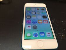 Apple iPod Touch 5th Generation 32GB - Blue Please Read AC851