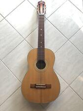 Vintage Suzuki Guitar with plastic case