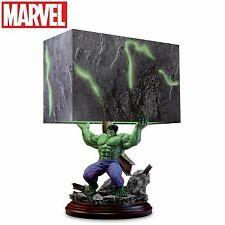 Bradford Exchange Hulk Sm 00006000 ash Lamp