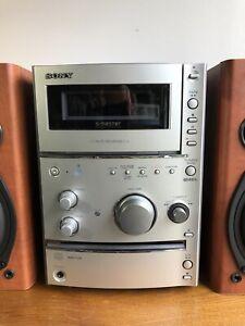 Sony CMT-CPX1 Audio Shelf System