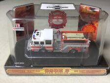 Code 3 Fire Rescue modèle de collection 1:64 2002 Firehouse expo POMPIERS AMERICAN