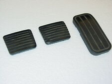 VW VOLKSWAGEN EARLY MK1 GOLF RABBIT GTI JETTA 3 PC. PETAL RUBBER COVER SET