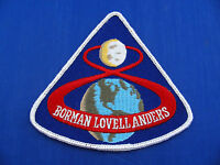 Vintage Lion Brothers Apollo 8 (VIII) Patch Mint or Near Mint NASA