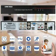 OWSOO 4 Channel Full 960H/D1 DVR CCTV Security Camera System Standalone DVR O1D4