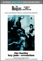 BEATLES COMPLETE SINGLES ARCHIVE COLLECTION  HEY JUDE-REVOLUTION 2CD+1DVD  *F/S