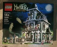 LEGO Monster Fighters Haunted House (10228) Brand New NISB