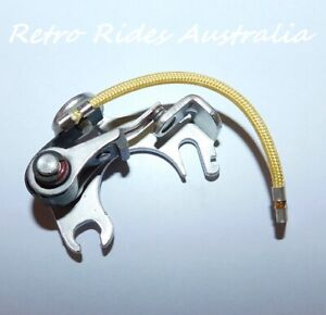 IGNITION DISTRIBUTOR CONTACT POINTS HOLDEN GEMINI TX-TG RODEO JACKAROO CHEV LUV