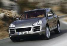 Porsche Cayenne 2003-2008 Workshop Service Repair Manual