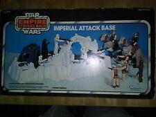 Star Wars Kenner 1980 Empire Strikes Back Imperial Attack Base Unopened vintage