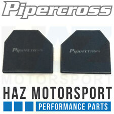 Bmw M3 M4 3.0 V6 M5 M6 4.4 V8 Pipercross Panel Air Filter Kit (2 Filters)
