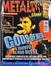 Metal Shock 314/2000 Gamma Ray Gods Of Metal