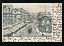 Scotland Angus DUNDEE Murraygate Tram 1902 u/b PPC