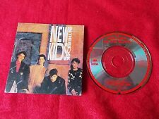 """""""SNAPPED"""" NEW KIDS ON THE BLOCK / STEP BY STEP / 3"""" JAPAN JAPANESE SINGLE CD"""