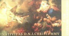 Città del Vaticano 2005 Libretto NATALE 4 Valori MNH ***
