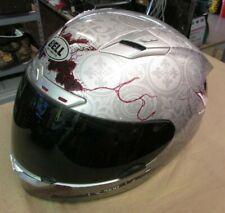 Bell Roland Sands Design Motorcycle Helmet Med Sz 57cm - 58cm Forever a Servant