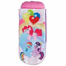 OFFICIAL MY LITTLE PONY READY BED TODDLER AIRBED RAINBOW DASH PINKIE PIE NEW