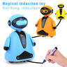 Follow Drawn Line Magic Pen Automatic Inductive Toy Robot Model Series For Kids