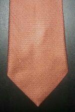Nautica Tie Silk Woven Triangles Geometric Design Orange NIB t3018
