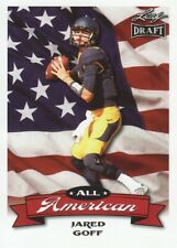 2016 Leaf Draft Football All American #AA-7 Jared Goff