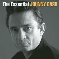 Johnny Cash The Essential 2 CD NEW