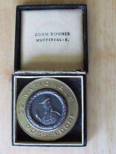 1951 Medallion Germany National Show Bird Breeder 1 Place ,Adam Donner