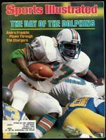 SI: Sports Illustrated January 24, 1983 Andra Franklin, Football, Miami Dolphins