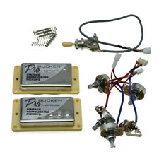 LP ProBucker Humbucker Pickups with Wiring Harness for Epiphone Les Paul