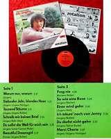 LP Udo Jürgens: Seine größten Erfolge (Polydor Rotation 2426 146) D