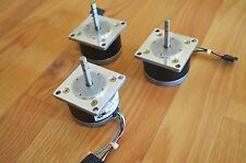 NEW (3) Applied Motion Nema23 Stepper Step Stepping Motors - CNC DIY Rep Rap (e7