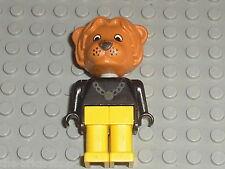Figurine Lion LEGO FABULAND figure minifig ref x594c02 / sets 3644 & 3645