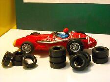 4 pneus Av  + 10 AR URETHANE  pour Cartrix
