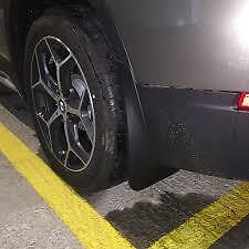 Mudflap Set Rear Genuine BMW Mudflaps X1 F48 82162365720