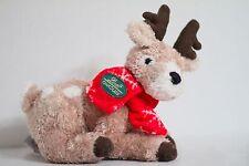 Gund 43444 Lindt Chocolate Reindeer Plush Toy Doll
