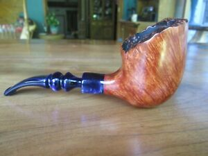 NEW 2021 large freehand plateau Danish by McLary of Ingalls