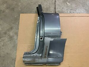 87-93 Ford Mustang Door Jam Sheet Metal Repair Rocker Panel Quarter Panel Area