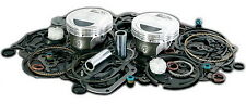 Wiseco VT2766 Top End Piston Kit 1554cc Big Bore Domed Fits Harley Twin Cam 88