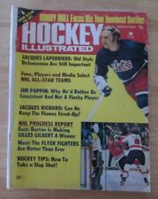 Hockey Illustrated March 1974 Bobby Hull article