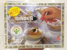 Ginger Drink Tea Natural Herbal Healthy Instant Herb Powder 5 g X 14 Sachets