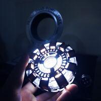 Marvel Avengers Endgame Iron Man 1:1 MARK 1 Tony Arc Reactor LED w/ Display Box