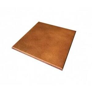 Pavimento klinker 24,5 x 24,5 cm marrone Gresmanc Rodamanto