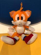 Sonic The Hedgehog Raro colas Llavero de Peluche 1996 oficial japonesa Sega