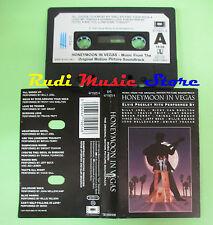 MC HONEYMOON IN VEGAS O.S.T. 1992 BILLY JOEL BONO BRYAN FERRY no cd lp dvd vhs
