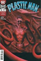 Plastic Man #3 Main Cover DC Universe Comic 1ST Print 2018 Rebirth unread NM
